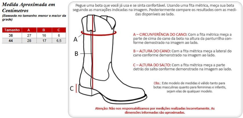Bota Texana Masculina Bico Fino Preta - West Country 17419 - Rodeo West eb7732e5f39