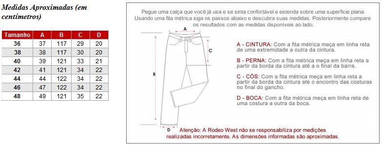 Calça Jeans Masculina Azul Claro Red King Original Fit 100% Algodão ... 799813ece17