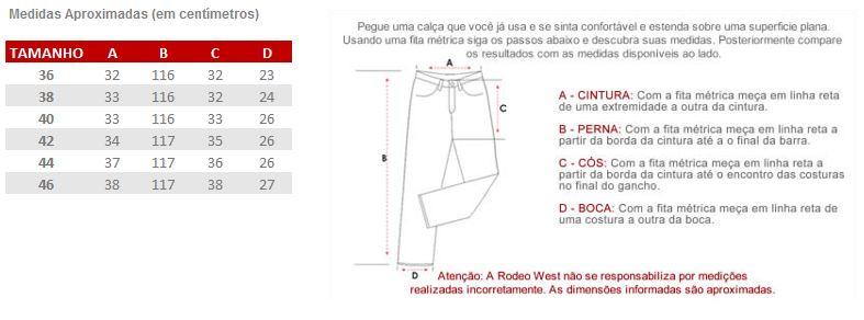 71fe848ac Calça Jeans Flare Feminina Azul Escuro Original Wrangler 23982 ...